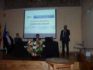 Presentación del proyecto Cangas Biotérmica: Red de calor en Cangas del Narcea